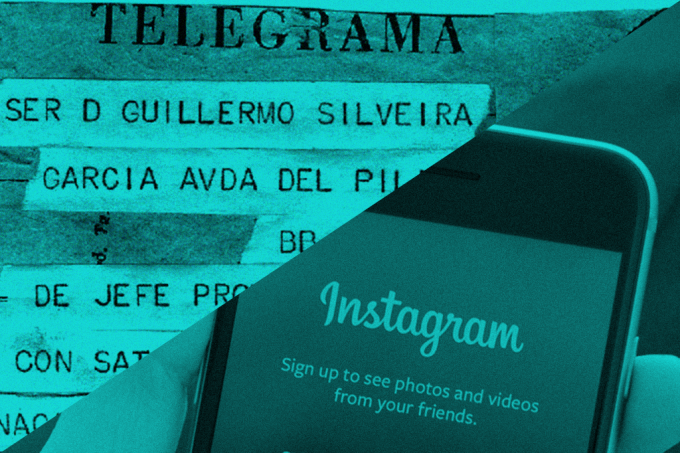 CONEXÕES | 4 graus de separação- do Telegrama ao Instagram_HOME