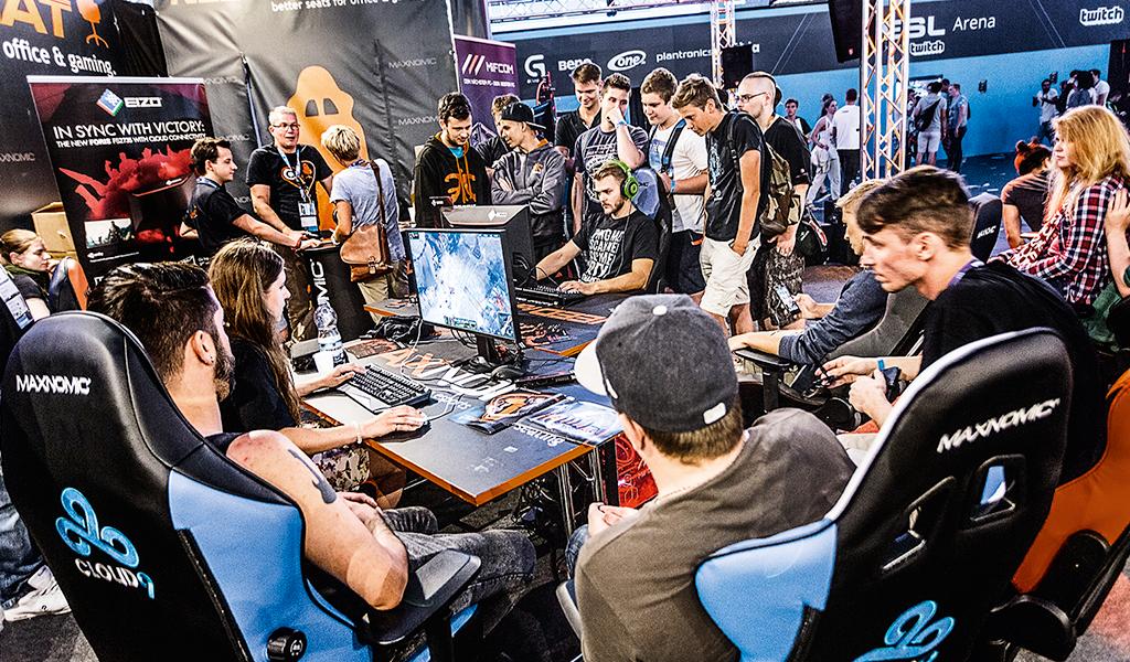 convenção-geek-gamescon-2