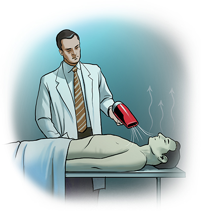 Reanimação de cadáver