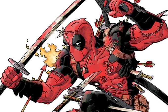As armas e os poderes de Deadpool