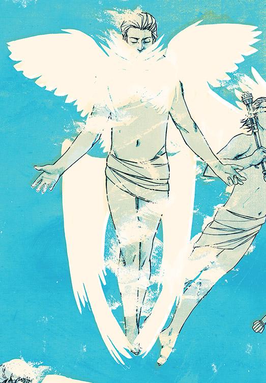 Anjos Serafins