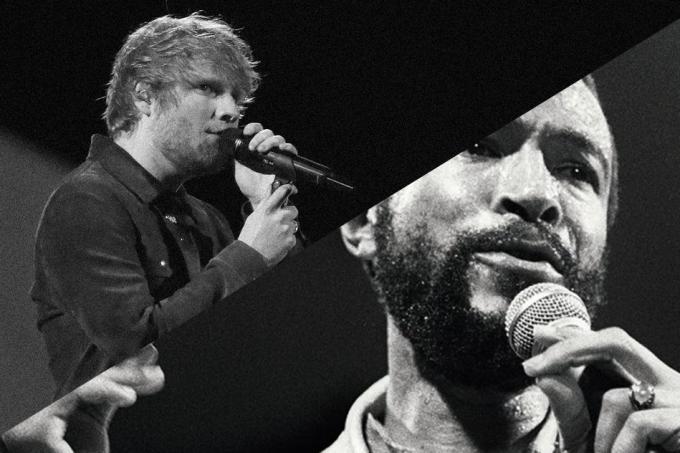 Ed Sheeran não plagiou Let's Get it On_home
