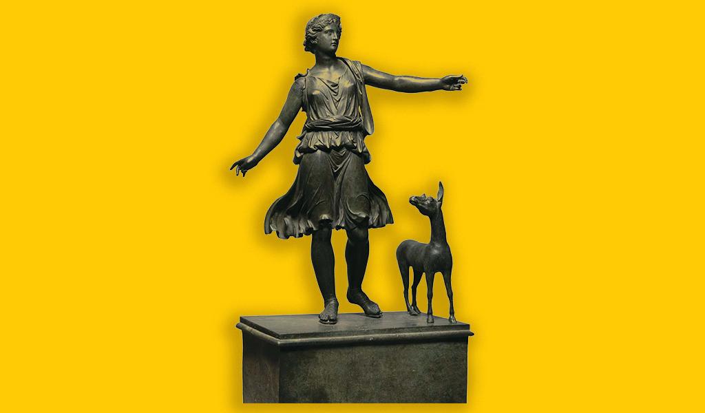 escultura-artemis