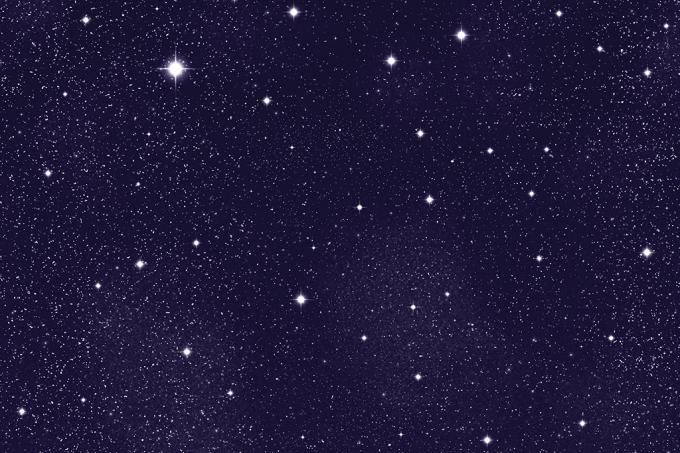Por que as estrelas piscam?