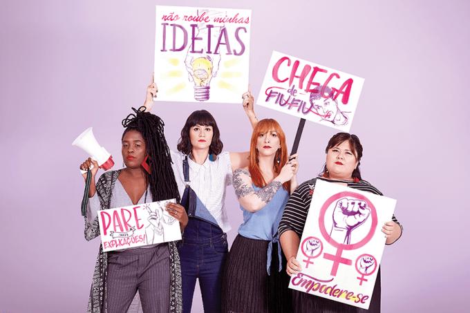 O que é feminismo
