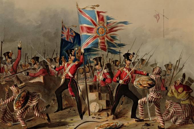 O que foi a Guerra do Ópio?
