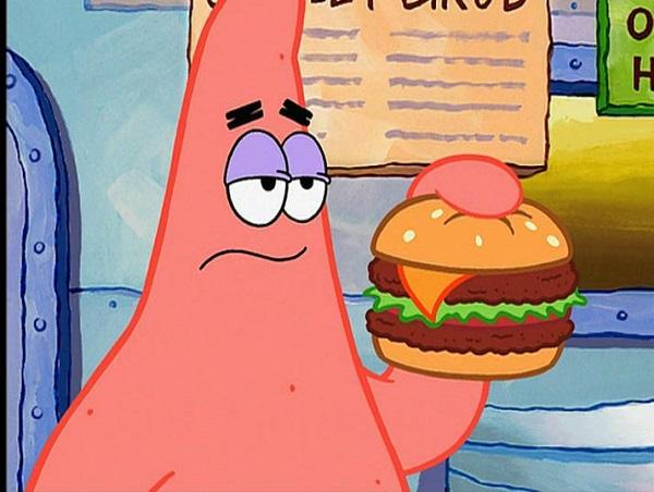 hamburguer siri