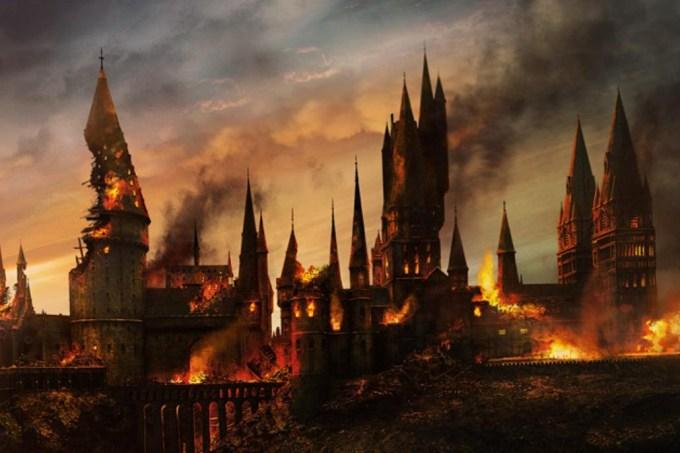 hogwarts fogo