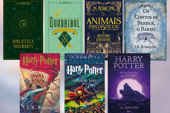 Coleções Harry Potter – Home