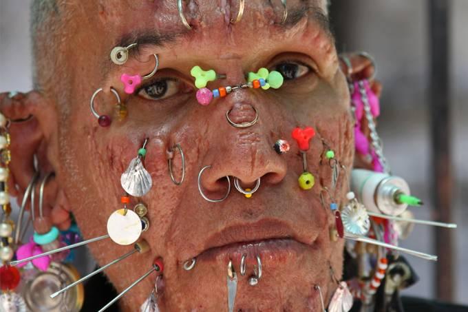 Qual é a origem dos piercings? – Home
