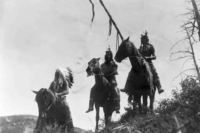 Índios norte-americanos