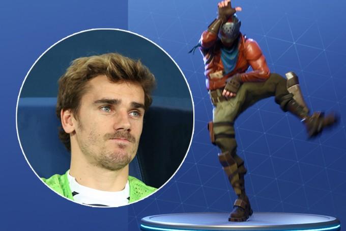 Jogador da França faz comemoração de Fortnite na Copa do Mundo