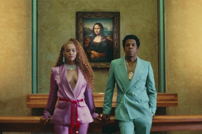 Louvre oferece exposição baseada em clipe de Beyoncé e Jay-Z