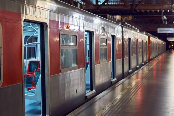 Como funciona o metrô?