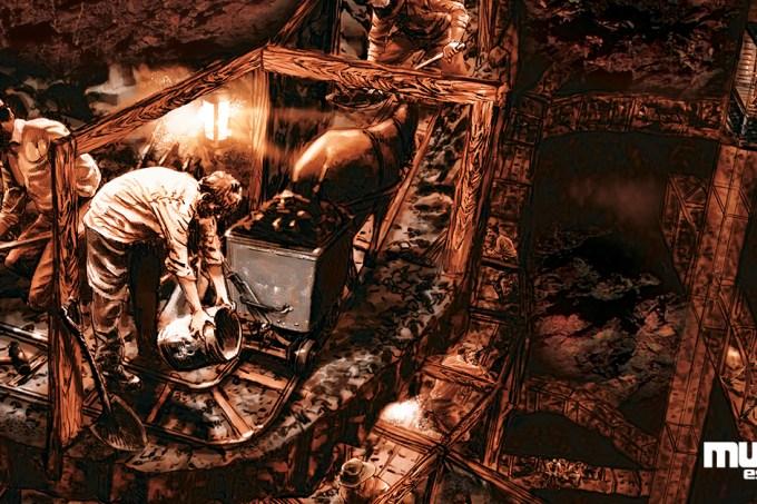 Como eram as minas de carvão na Revolução Industrial? – Redes Sociais