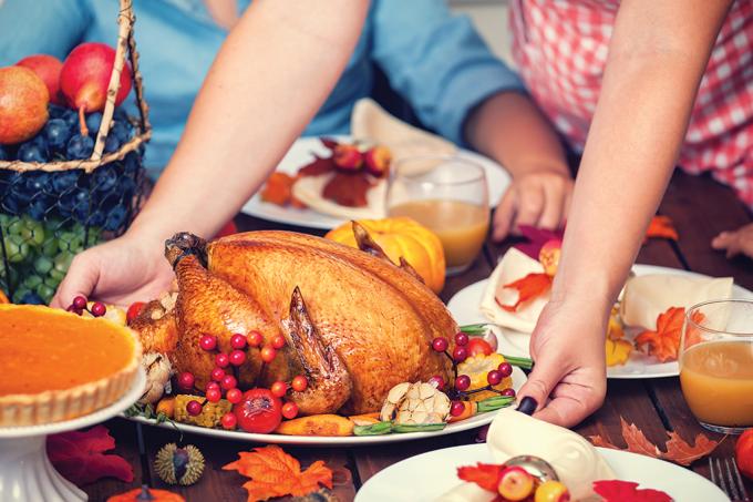 Por que comemos peru e panetone no Natal?
