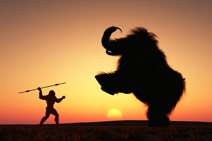 NOVAS | Neandertais caçavam de pertinho_HOME