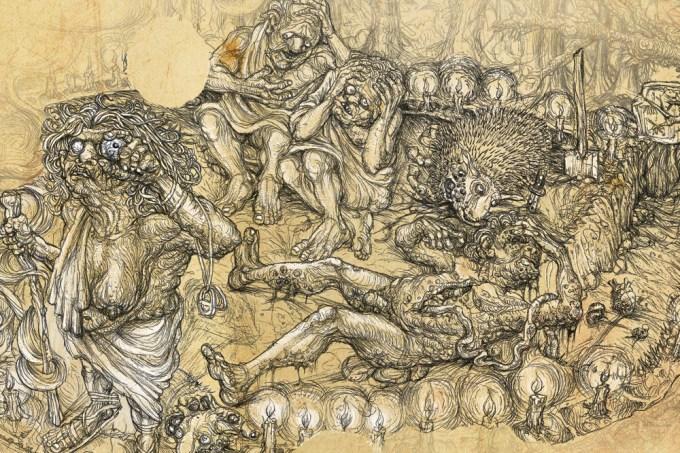 Como eram os rituais de necromancia?