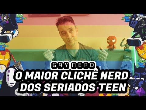 O maior clichê nerd dos seriados teen – GAY NERD