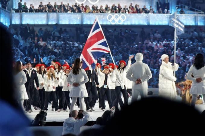 Time Olímpico da Grã-Betanha