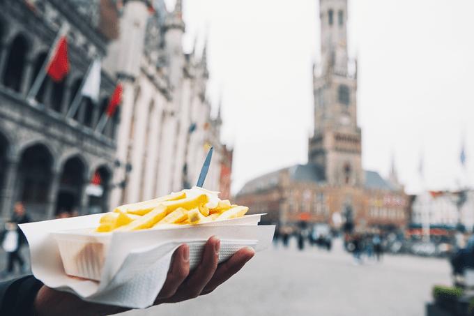 ORCL | Bélgica x França- quem inventou a batata frita?_home