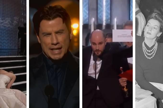 Gafes no Oscar