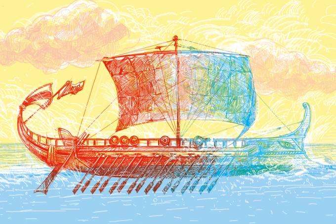 O que é o paradoxo do navio de Teseu?