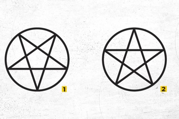 A celebridade dos símbolos