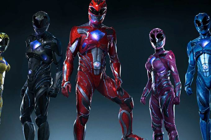 Power Rangers: Frases Destaque