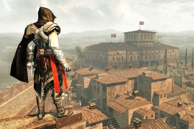 Professor universitário usa Assassin's Creed II para ensinar italiano a seus alunos