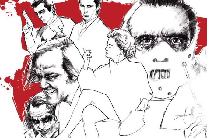 psicopatas da ficção – 1