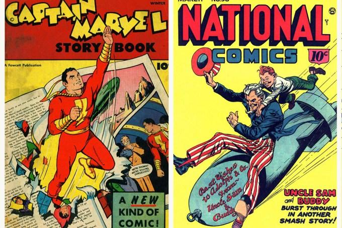 Quadrinhos DC – Thumb