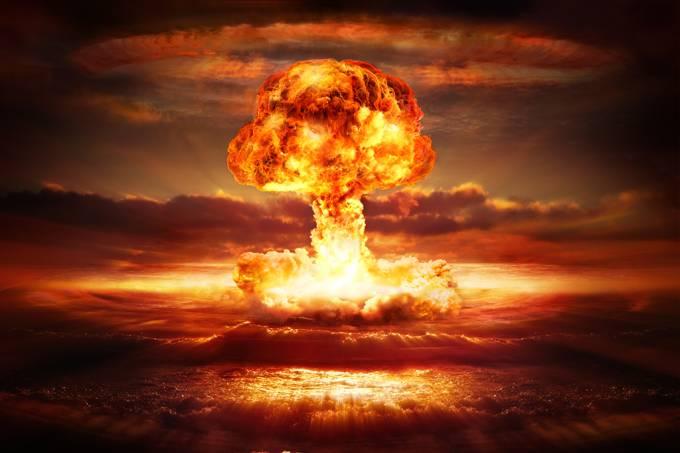 Qual foi a maior explosão atômica do mundo