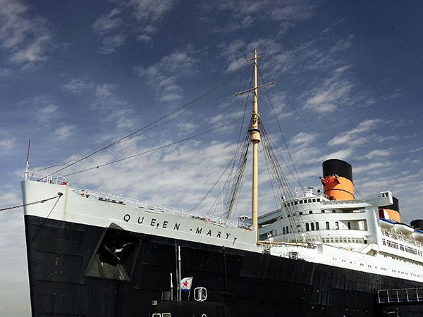 Queen Mary Liner Faces Bankruptcy