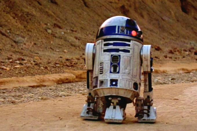 R2-D2 é vendido em leilão por quase US$ 3 milhões