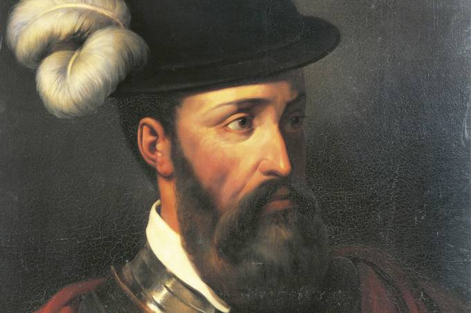 Francisco Pizarro, o carrasco dos Incas