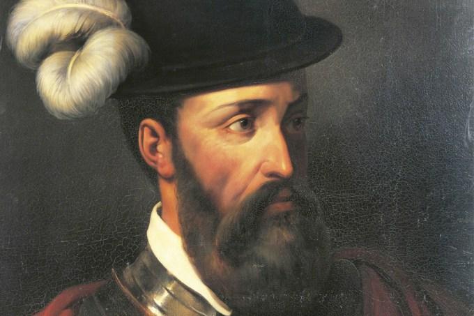 Francisco Pizarro, o carrasco dos Incas