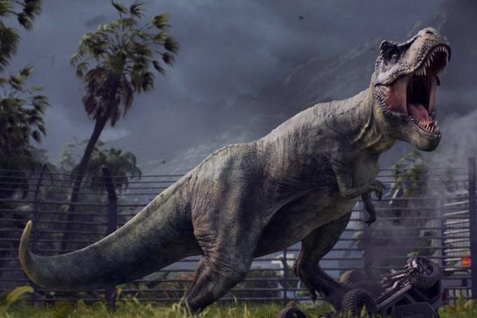 Novo jogo de Jurassic Park terá gestão de dinossauros