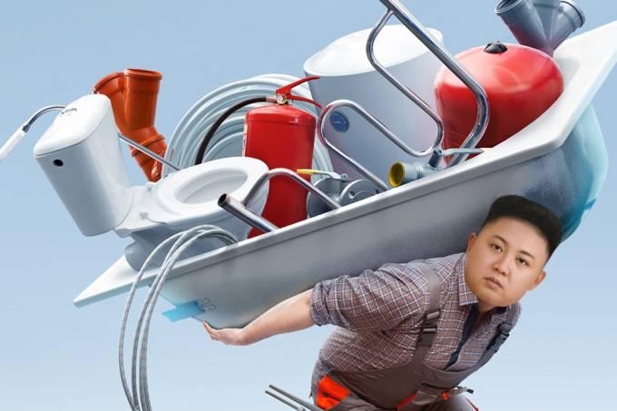 Para evitar espionagem, Kim Jong-un levou própria privada para encontro em Cingapura