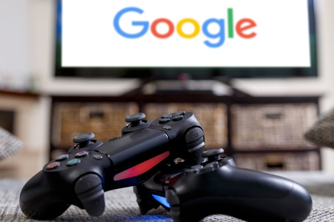 O que o Google quer ao anunciar sua entrada no mundo dos videogames?