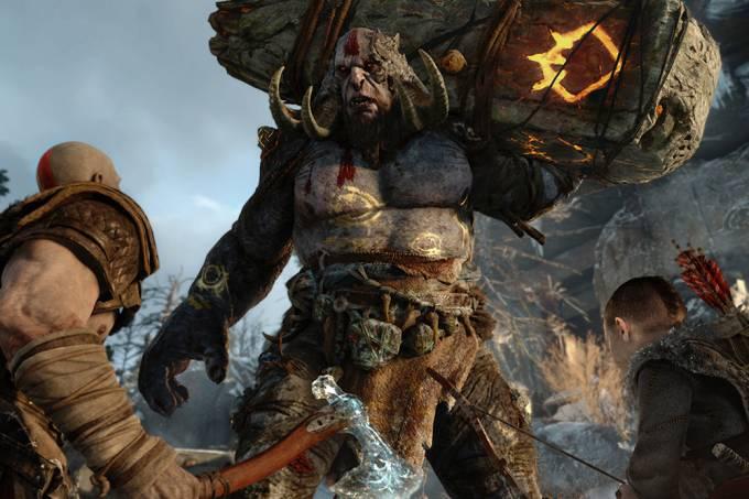 """Diretor de God of War comenta data de lançamento do jogo """"meu cachorro comeu"""""""