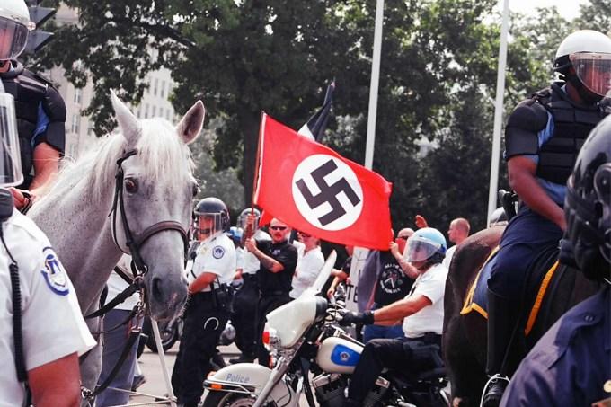 Quais os principais grupos neonazistas ativos no mundo?