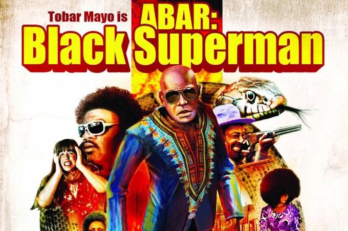 Os primeiros filmes de super-heróis negros