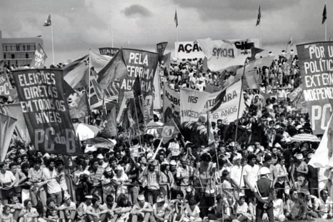 SITE Quais foram as manifestações políticas que reuniram as maiores multidões no Brasil