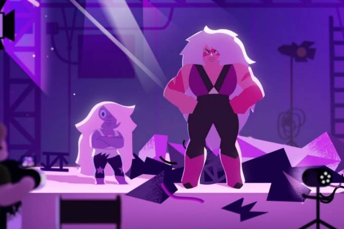 SITE Steven Universo terá curtas-metragens focados na autoestima e empoderamento de jovens