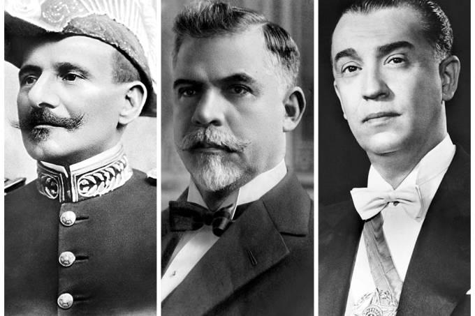 Presidentes presos do Brasil