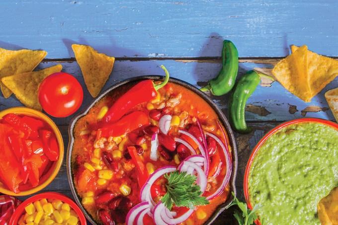 Por que a comida mexicana é tão picante?