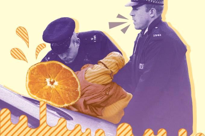 """Por que pessoas usadas para atos ilícitos são chamadas de """"laranjas""""?"""