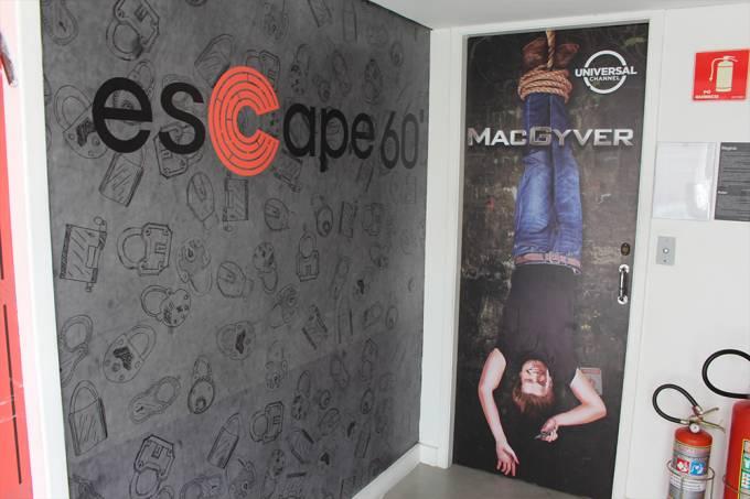 Escape Room: MacGyver