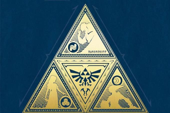 The Legend of Zelda ganha mais uma enciclopédia volumosa